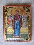 Икона Богородицы Нерушимая Стена, фото №5