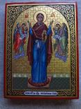 Икона Богородицы Нерушимая Стена, фото №10
