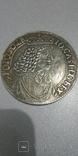 1 талер 1650 года Яна 2 Казимира копия монеты Польши, фото №2