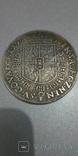 1 талер 1650 года Яна 2 Казимира копия монеты Польши, фото №3