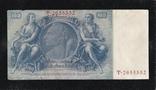 100 марок 1935г. Т-2655552. Германия., фото №3