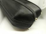 Вечерняя каркасная сумочка обтянутая шелком. Без ручек 16х7х18см, фото №10