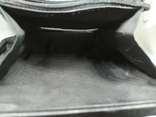 Вечерняя каркасная сумочка обтянутая шелком. Без ручек 16х7х18см, фото №13