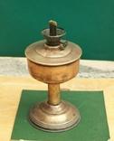Старая киросинка 24 см , латунь, фото №2