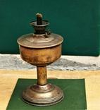 Старая киросинка 24 см , латунь, фото №3
