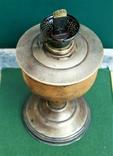 Старая киросинка 24 см , латунь, фото №8