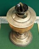 Старая киросинка 24 см , латунь, фото №9