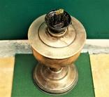Старая киросинка 24 см , латунь, фото №11