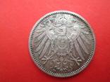 Германия 1 марка 1906 год D, фото №3