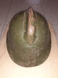 Каска пожарного СССР 50-е года, фото №4