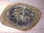 Каска пожарного СССР 50-е года, фото №5