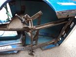 Автомобиль Радуга на педалях., фото №9