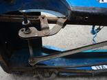 Автомобиль Радуга на педалях., фото №10