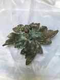 Пепельница Виноградный лист, фото №2