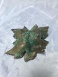 Пепельница Виноградный лист, фото №4