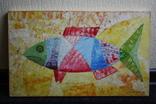 Картина рыба 50х30, фото №2