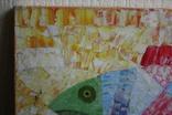 Картина рыба 50х30, фото №4