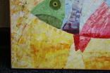 Картина рыба 50х30, фото №5