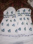 Сорочка калінкорова вишита гладю, фото №2
