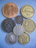 Монеты стран Европы, 8 монет, фото №5