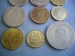 Монеты стран Азии, 9 монет, фото №3