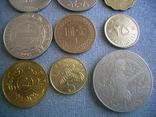 Монеты стран Азии, 9 монет, фото №7
