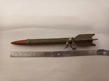 Ракета от тягача, фото №3