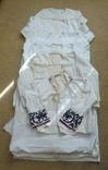 Старые вышитые сорочки 9 шт., фото №2