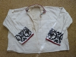 Старые вышитые сорочки 9 шт., фото №5