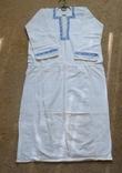 Старые вышитые сорочки 9 шт., фото №6