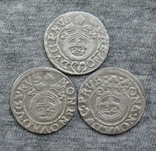 1/24 талера 1624 года. Георг Вильгельм. Пруссия ( разновидности, 3 штуки )., фото №2