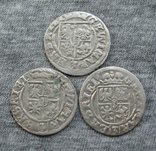 1/24 талера 1624 года. Георг Вильгельм. Пруссия ( разновидности, 3 штуки )., фото №3