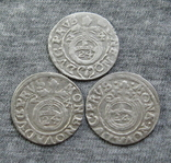 1/24 талера 1624 года. Георг Вильгельм. Пруссия ( разновидности, 3 штуки )., фото №4