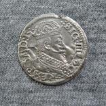 Литовский грош 1625 года. Сиг. ІІІ Ваза., фото №2