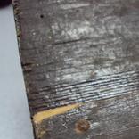 Икона Распятие с предстоящими дерево 27,5 х 23 см, толщина 2 см, фото №13