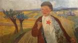 Соцреализм 1 Сентября 1960 е гг. Скосаренко Владимир Ильич 1927 г.р., фото №8
