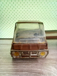 Игрушка, машинка грузовик с прицепом , СССР, фото №12