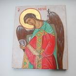 Икона Ангел 18х21, фото №4