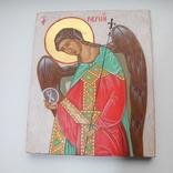 Икона Ангел 18х21, фото №2