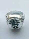 Копия: Эдельвейс перстень Вермахт печатка Рейх, фото №3