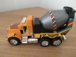 Машини: будівельний транспорт (3 шт.), фото №5