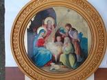 Икона Рождество Христово .Ручная робота ., фото №5