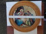 Икона Рождество Христово .Ручная робота ., фото №6