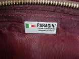 Сумка кожаная Paragini Италия, фото №7