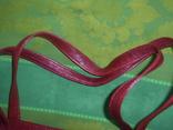 Сумка кожаная Paragini Италия, фото №12