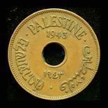 Палестина 10 милс 1943, фото №2