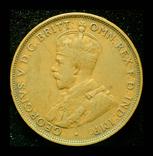 Австралия 1 пенни 1919, фото №3