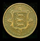 Джерси 1/13 шиллинга 1870, фото №2