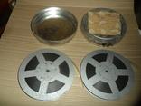 Кинопленка 16 мм 2 шт На родине Тургенева 2 части, фото №2