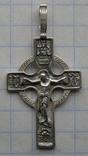Крестик. Серебро 925 пр. Вес - 1,98 г., фото №3